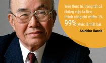 Người sáng lập Honda: Sự nghiệp lừng lẫy được gây dựng từ thất bại