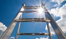 Muốn thành công, hãy tự dựng cho mình một chiếc thang