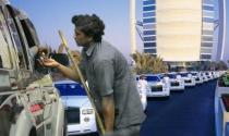 Kiếm bộn tiền từ nghề ăn xin ở Dubai