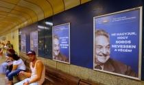 Vì sao chính phủ Hungary phát động chiến dịch chống tỉ phú George Soros?