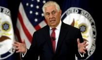 Ngoại trưởng Mỹ có thể từ chức vì bất đồng với Tổng thống Trump