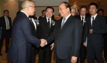 Thủ tướng làm việc với các doanh nghiệp hàng đầu của Thái Lan