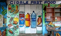 Cách thức quảng cáo độc đáo của các doanh nghiệp Somali