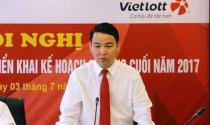 Ông Tống Quốc Trường từ chức tổng giám đốc Vietlott
