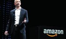 Tài sản của ông chủ Amazon vượt 100 tỉ đô la Mỹ
