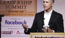 Cựu Tổng thống Obama: Hãy suy nghĩ trước khi viết Twitter