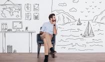 Công việc nhàm chán giúp tăng sáng tạo