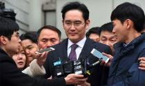 """Thái tử Samsung""Jay Y. Lee được trả tự do"