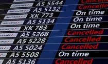 Air France mất gần 500 triệu USD vì đình công