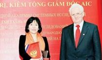 Viện sĩ Nguyễn Thị Thanh Nhàn: Nữ doanh nhân thích dấn thân làm việc khó