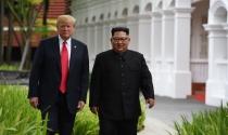Ông Trump khoe nhận thư riêng của ông Kim Jong-un giữa lúc căng thẳng