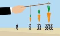 Để tạo động lực nhiều hơn cho nhân viên nên dùng cây gậy hay củ cà rốt?