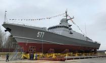 Nga muốn bán tàu trang bị tên lửa cho Việt Nam
