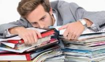 5 điều cần làm khi thấy quá tải vì công việc