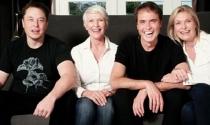 Khám phá gia đình toàn doanh nhân thành đạt của tỉ phú Elon Musk