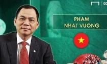 Tỷ phú Phạm Nhật Vượng lọt top doanh nhân bóng đá giàu nhất Châu Á
