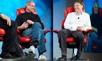 Bài học thành công từ Steve Jobs và Bill Gates - chia sẻ của người 35 năm trong ngành máy tính