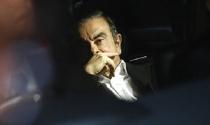 Cựu chủ tịch Nissan lại bị bắt sau khi được tại ngoại