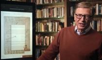 Vì sao 25 năm trước Bill Gates từng chi tới 30,8 triệu USD để mua một quyển sách?