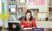 Bà Lâm Thúy Ái- Phó TGĐ Cty TNHH sản xuất- thương mại Mebipha: Nếu sai lầm là doanh nghiệp phải trả giá ngay