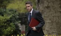 Bộ trưởng Quốc phòng Anh lên tàu ngầm hạt nhân tối mật ngay trước khi bị cách chức