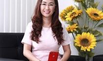 """Bà Trần Thị Cẩm Tú - TGĐ Cty CP Dịch vụ bất động sản Eximrs: """"Có nhân viên giỏi song hành là niềm hạnh phúc"""""""