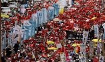 Biểu tình lịch sử ở Hong Kong và nỗi sợ tự do bị xói mòn