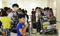 Sân bay Tân Sơn Nhất dừng phát thanh thông tin chuyến bay từ 1/7