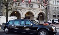 Các nguyên thủ quốc gia đi xe gì?