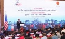 Mỹ tài trợ dự án giúp Việt Nam cải thiện thủ tục hải quan