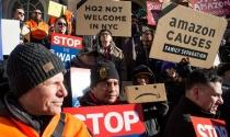 Hàng nghìn nhân viên Amazon đình công phản đối ngày mua sắm điên rồ