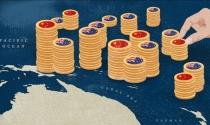 Trung Quốc đổ tiền giành ảnh hưởng tại các đảo Thái Bình Dương