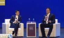 Elon Musk gặp Jack Ma: 'Loài người chỉ như con tinh tinh so với AI'