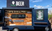 Kinh doanh bia tươi trên xe tải