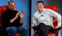 Điều Bill Gates ghen tị nhất với Steve Jobs