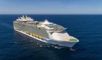 Bên trong tàu du lịch lớn nhất hành tinh, có gần 3.000 phòng