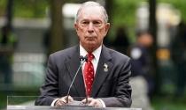 Tỷ phú Bloomberg chính thức đăng ký tranh cử tổng thống Mỹ