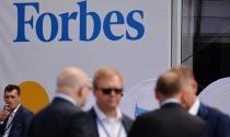 Forbes xếp hạng những tỷ phú thành công và thất bại trong năm 2019