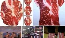 Thời trang thịt heo sốt xình xịch, giá tăng vọt