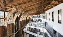 Những tòa nhà lịch sử được Google cải tạo thành văn phòng làm việc