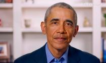 Ông Obama khuyên sinh viên đừng sợ hãi khi tốt nghiệp mùa dịch