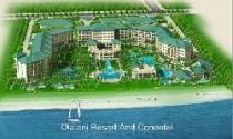 Olalani Resort and Condotel: Chân trời biển