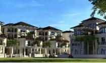 Khu biệt thự Green Villas - CityLand: Cuộc sống êm đềm bên dòng Cả Cấm