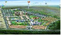 Khu đô thị SongDa IDC - Nhơn Trạch