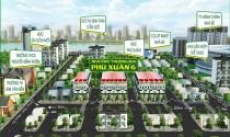 Nhà phố thương mại Phú Xuân 6