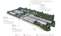 Tổ hợp nhà phố, biệt thự Verosa Park Quận 9
