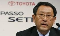Akio Toyoda & ngày trở về của Toyoda
