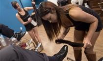 Dịch vụ đánh giày sexy