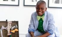 Doanh nhân nhí 11 tuổi: Làm giàu từ chiếc nơ