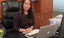 Nữ chủ tịch 8x hiếm hoi của chứng khoán Việt Nam